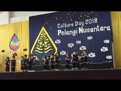 Banjar Traditional Dance by Nursery A JNY Culture Day 2018