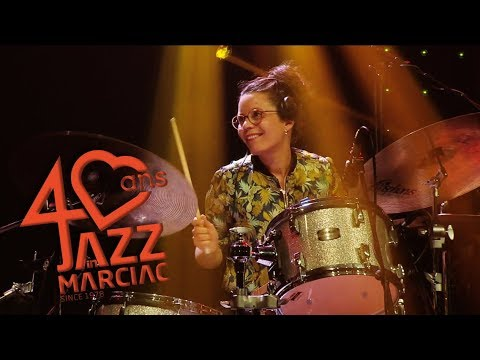 """Anne Paceo Circles / Live @ Jazz in Marciac / """"Myanmar folk song"""""""
