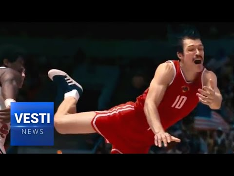 "Olympics Basketball Blockbuster! The Story Behind the Russian Victory Over the American ""Dream Team"""