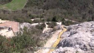 Toscana, Borghi antichi - Bagno Vignoni HD