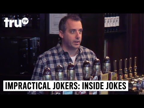 Impractical Jokers: Inside Jokes - Worst Bartender in all the Land | truTV