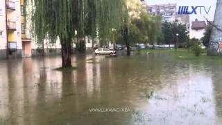 [Lukavac-x.ba] Poplave u Lukavcu 05.08.2014