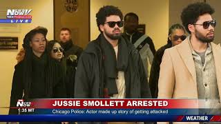 FAKE OUT: Jussie Smollett LOOK-A-LIKE FAKES OUT MEDIA