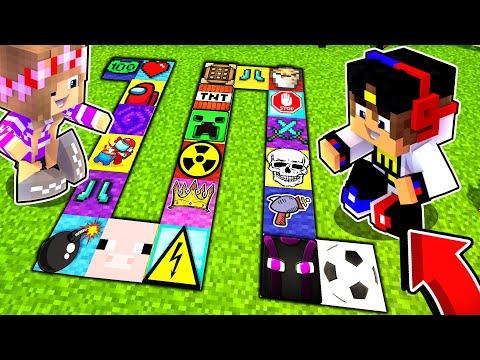 Майнкрафт но КТО ПЕРВЫЙ ПРОЙДЕТ Челлендж тот ПОБЕДИЛ в Майнкрафте 100% Троллинг Ловушка Minecraft