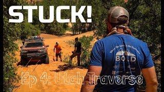 BOLD Overland S3E4 Utah Traverse: The Heat is On