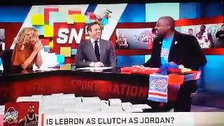 Sportsnation lebron game winning shot 5-11-15