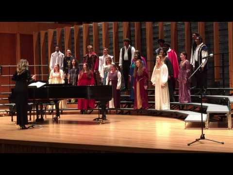 EKHS Madrigals 2017 State Choral Festival IMG 24401