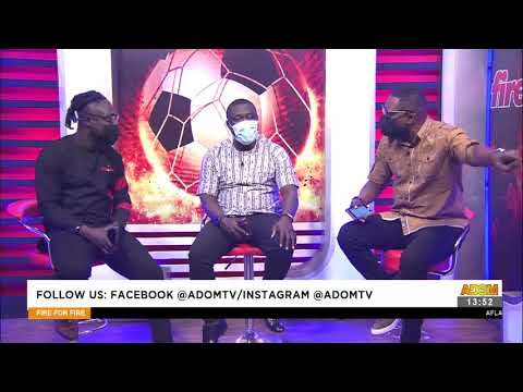 Commentary Position -  Fire 4 Fire on Adom TV  (11-5-21)