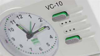 Produktvideo zu Vibrationswecker VC-10