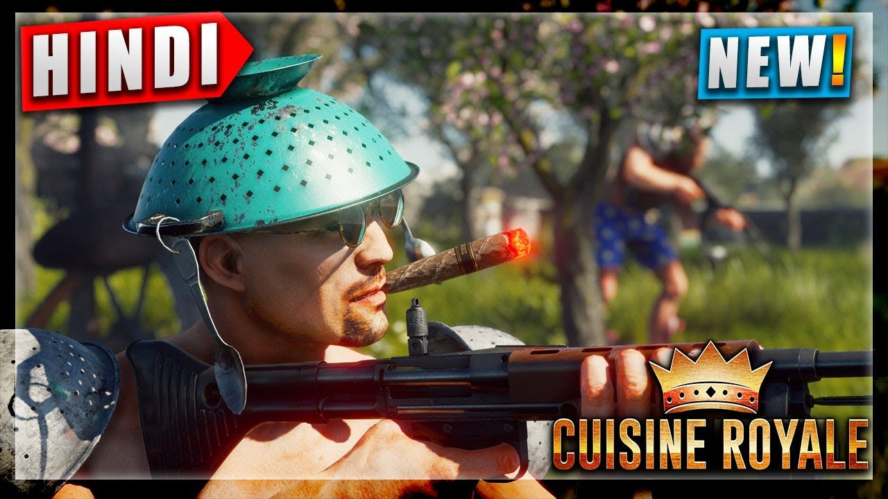 Cuisine Gameplay Cuisine Royale Free Pc Battle Royale Game Hindi Gameplay A Joke Game Noobthedude Gaming