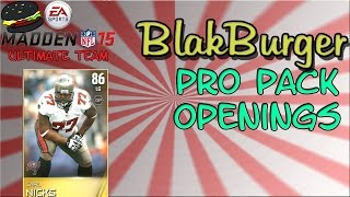 Madden Ultimate Team 15 Pulling the Best LG in the NFL MUT 15 Commentary