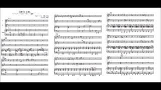 「東京タラレバ娘」の主題歌「TOKYO GIRL」のトランペット二重奏(参考...