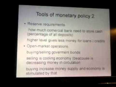 globalization and monetary policy Impact of globalization on monetary policy this paper aims to discuss a few core  issues in the recent monetary policy and globalization debate1 are global.