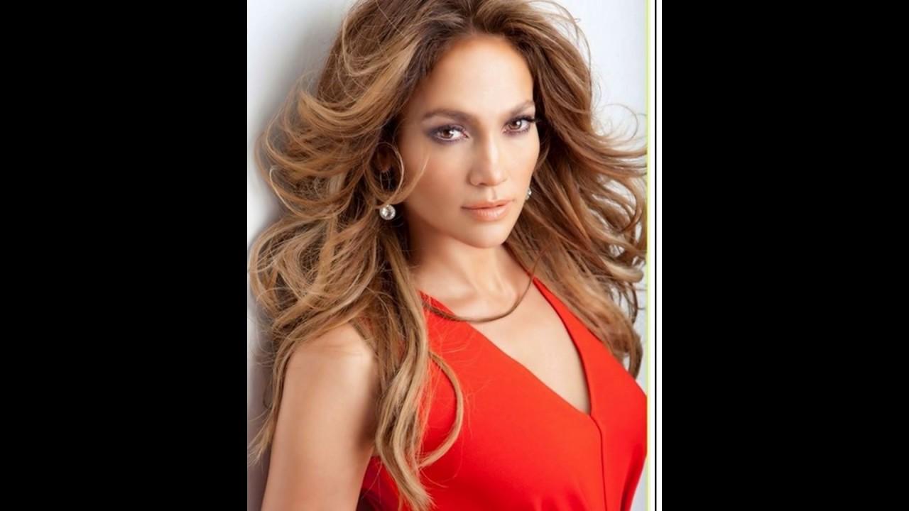 Jennifer Lopez Hair Styles Youtube