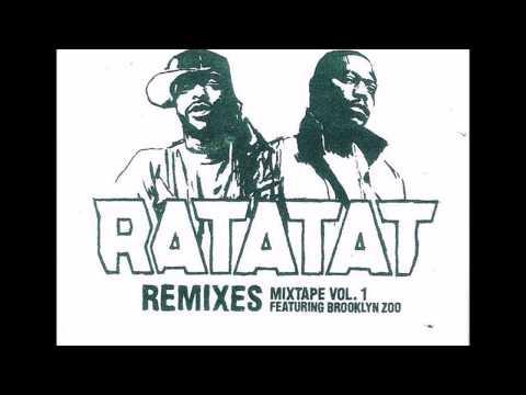 Ratatat - Mixtape Vol. 1 (2004)
