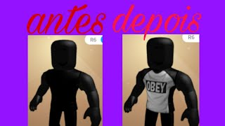 How to make a T-shirt on Roblox by mobile