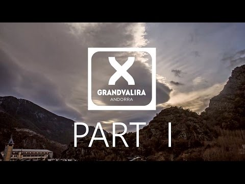 What to do at GRANDVALIRA in ANDORRA - Vlog Part I w/ Greg Snell