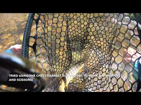 Fly Fishing The Poudre River In Colorado In July 2018