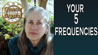 Your 5 FREQUENCY BODIES... HOW TO RAISE YOUR FREQUENCY and INCREASE Your Vibration ESCAPE THE MATRIX