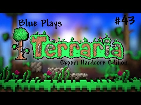 Let's Play Terraria Expert Hardcore - 43 - Solar Pillar, Nebula Pillar, Moon Lord