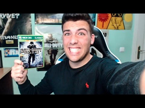 ME COMPRO CALL OF DUTY WORLD AT WAR