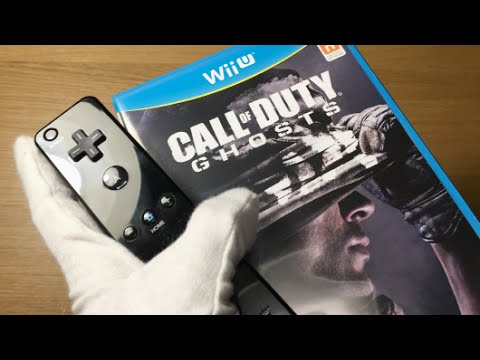 COD GHOSTS EXTINCTION w/ WII REMOTE CHALLENGE! (Wii U Gameplay)