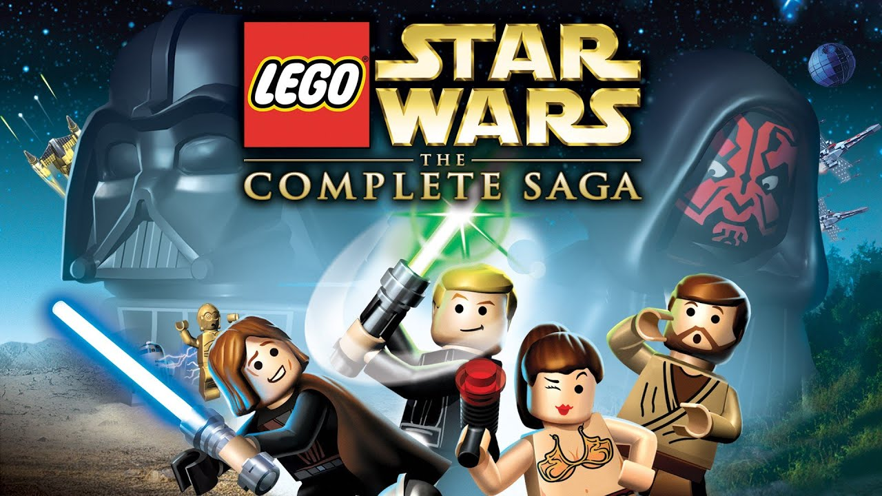 Lego Star Wars Tcs Episode 1 Level 3 Escape From Naboo
