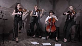 "Шерлок - OST Sherlock (BBC) - ""Black Tie"" String Quartet (strings cover)"