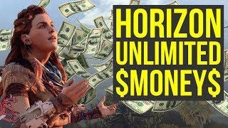 Horizon Zero Dawn UNLIMITED MONEY SPOT FOUND (also New game plus Ultra Hard) Horizon Zero Dawn Tips