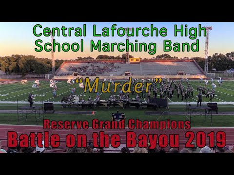 Battle on the Bayou Festival 2019 - Central Lafourche High School