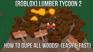 [Roblox] Lumber Tycoon 2: COMMENT À DUPE WOOD GLITCH / BUG (Facile et rapide)