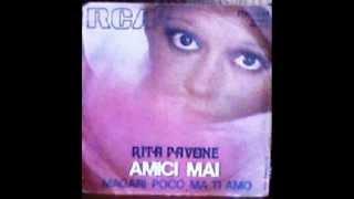 Rita  Pavone - Magari poco ma ti amo   (Victor - Cassia)   (1972)