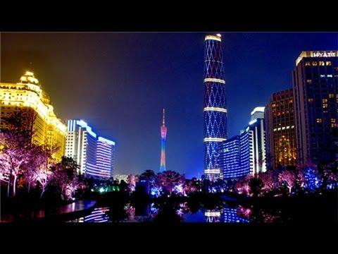 DIARIOS DE VIAJE - Guangzhou