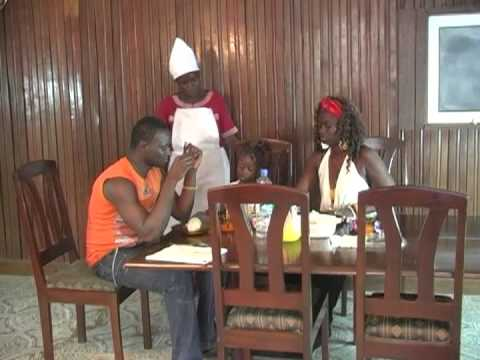 DARKSIDE OF LIFE- Sierra Leone Movie PART 1 1/3