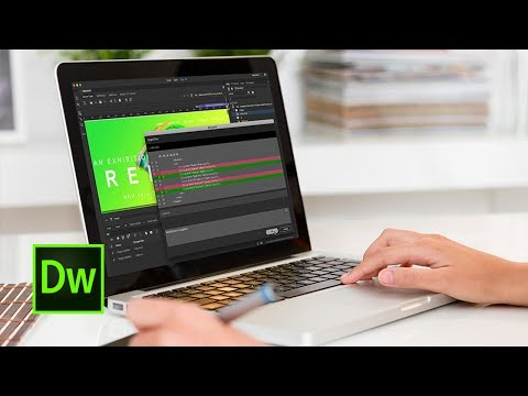 Work More Efficiently with Git Integration in Dreamweaver CC | Adobe Creative Cloud