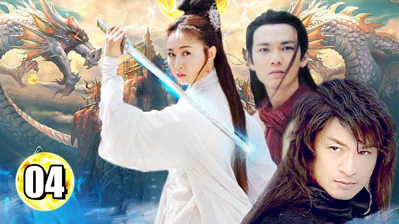 Rồng Thiêng Trỗi Dậy - Tập 4 | Phim Bộ Kiếm Hiệp Trung Quốc Hay Nhất - Thuyết Minh