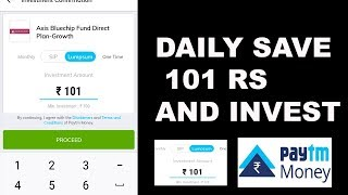 AXIS BLUECHIP DIRECT GROWTH MUTUAL FUND REVIEW | LUMPSUM 100 RS INVESTMENT OPTION |
