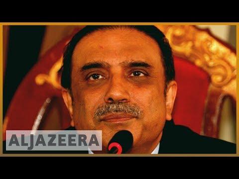 Pakistan's ex-president Ali