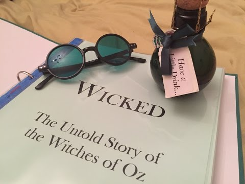 Too Much Wicked Merch!