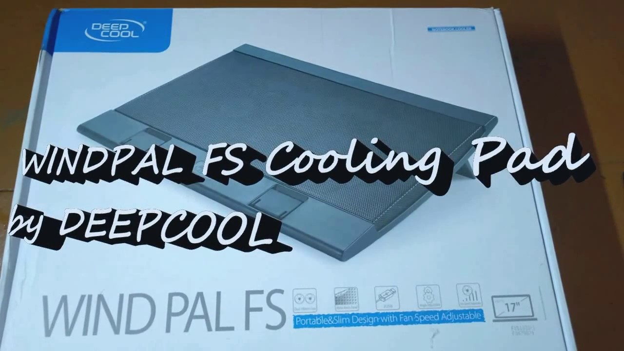 Deepcool Windpal Mini Notebook Cooler Spec Dan Daftar Harga N300 200mm Big Airflow Fan Original Resmi Fs Cooling Pad For Laptops Unboxing Review