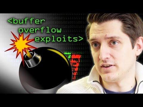Buffer Overflow Attack - Computerphile