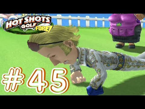Hot Shots Golf FORE! - Part 45: Back to Basics