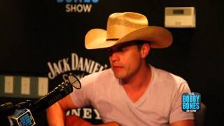 Dustin Lynch Covers Bruno Mars On The BBS