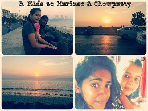 A Ride To Marine Drive & Girgaon Chowpatty