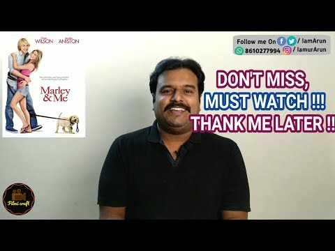 Marley & Me (2008) Hollywood Movie Review in Tamil by Filmi craft