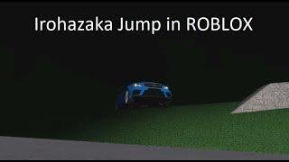IROHAZAKA JUMP aber in ROBLOX