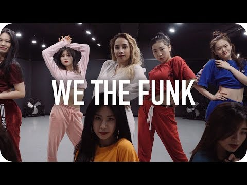 We The Funk - Dillon Francis / Isabelle Choreography