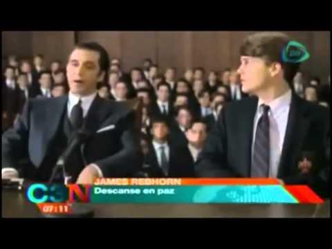Muere James Rebhorn, actor de 'Homeland'