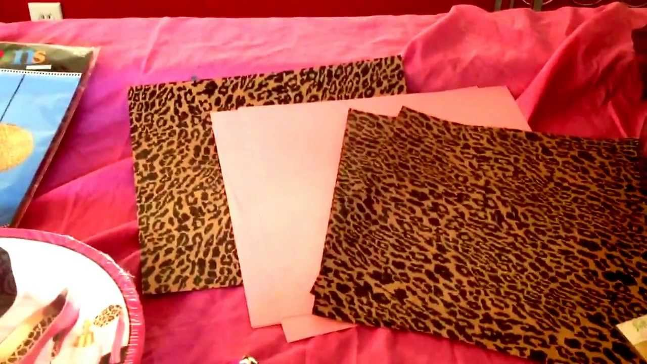 Hobby Lobby Haul Girl dress up party Walmart party supplies