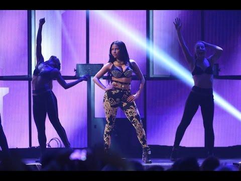 Nicki Minaj - Flawless Remix ( Acapella ) iHeartRadio Festival